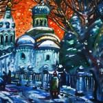 Витебск. Успенская церковь.