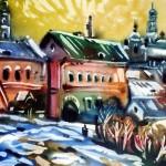 Витебский дворик.